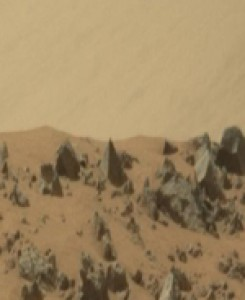 इजिप्त पिरॅमिड मंगळावरही
