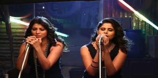 सई आणि तेजस्विनीला गवसला गाण्याचा सूर